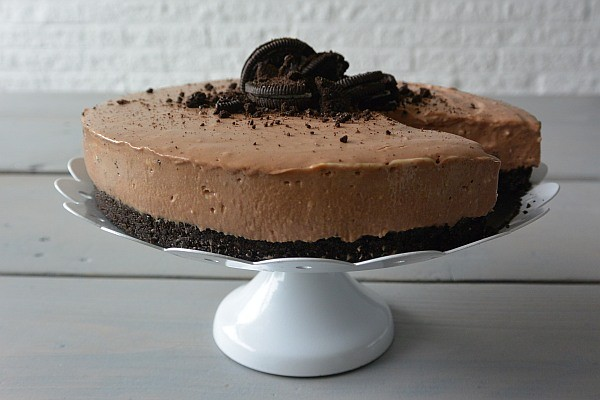 Choco-Oreo taart Simple Thoughts