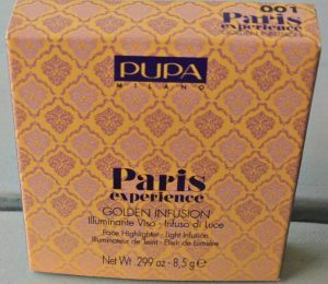 Pupa doosje Paris Experience