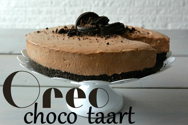Simple Thoughts choco oreo taart front