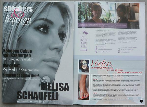 Sneakers&Hakken magazine 1
