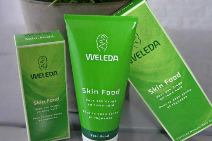 Weleda skin food #simplethoughts