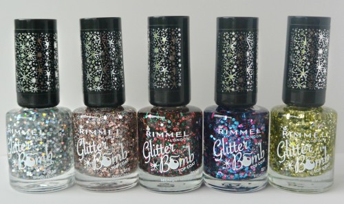 Rimmel glitter bomb #SimpleThoughts