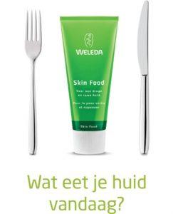 Skin Food wat eet je huid vandaag?