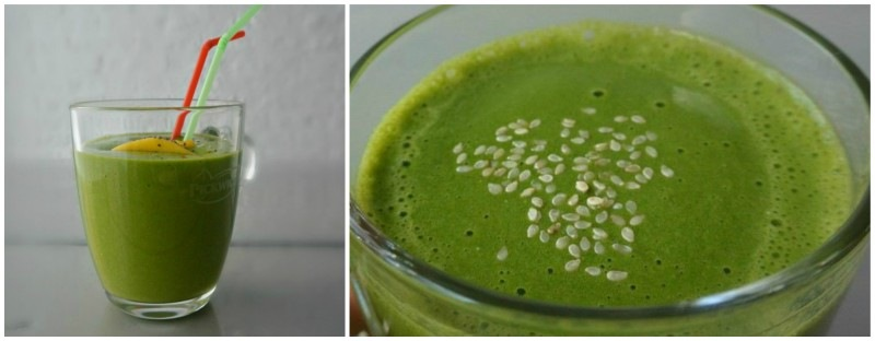 Simple Thoughts - Groene smoothie