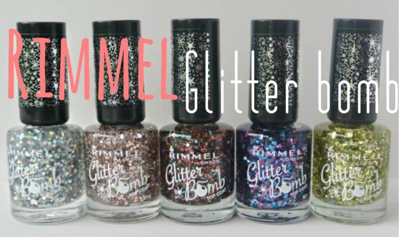 Simple Thoughts - rimmel glitterbomb