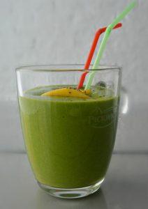Groene Smoothie mango