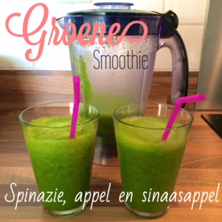 SimpleThoughts - spinazie smoothie