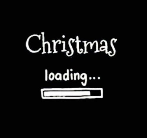 simple thoughts christmas loading