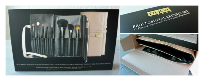 simple thoughts pupa professional brushes box