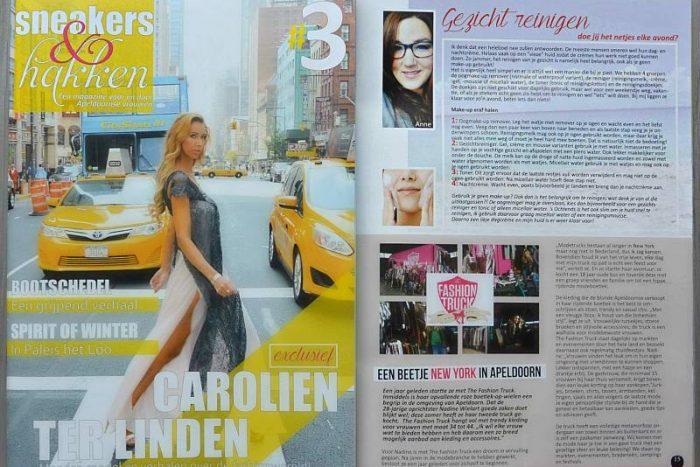 Sneakers & Hakken magazine 3