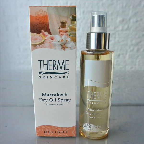 simple thoughts therme marrakesh dry oil spray