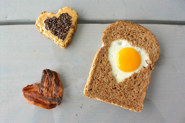 simple thoughts valentijnsontbijt