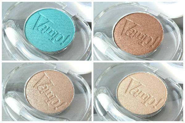 Pupa Coral Island review eyeshadow vamp