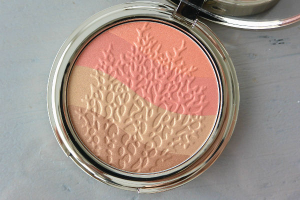 Pupa Coral Island review highlighter 2