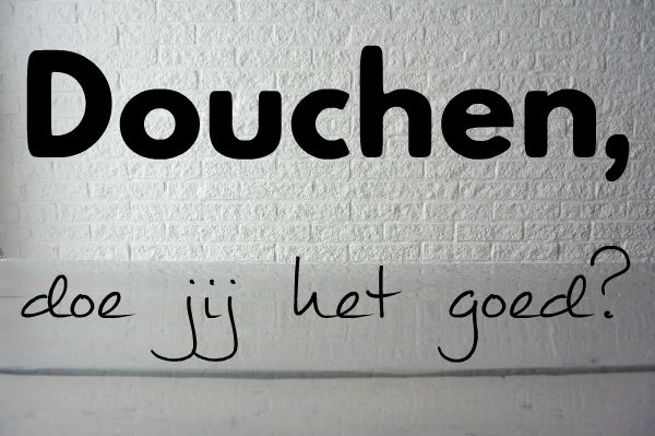 simple thoughts douchen goed
