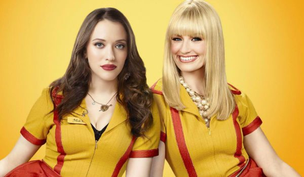 simple thoughts favoriete sitcoms broke girls
