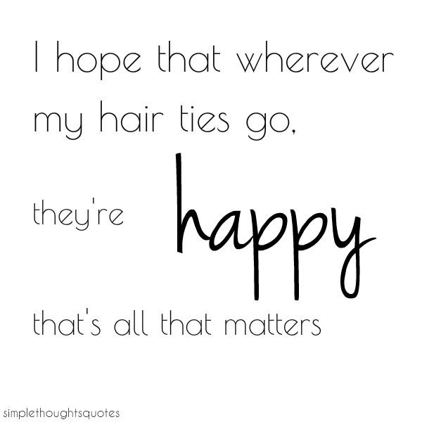 simple thoughts elastiekjes quote