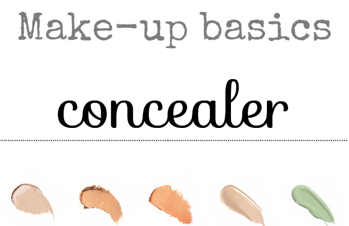 simple thoughts make-up basics concealer 1