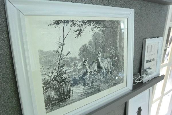 simple thougts fotolijstplank schilderij houder