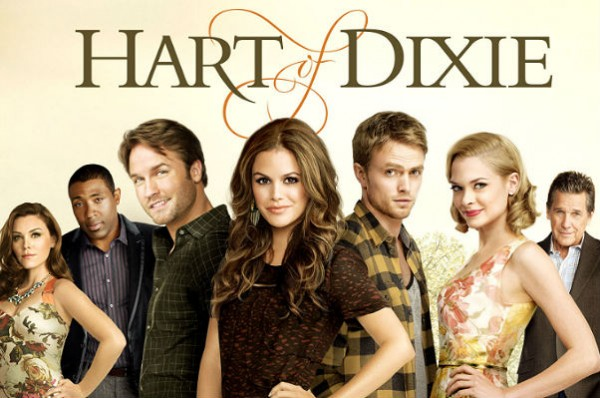 simple thoughts serie hart of dixie dokter hart review