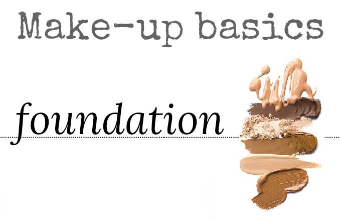 simple thouhgts make-up basics foundation