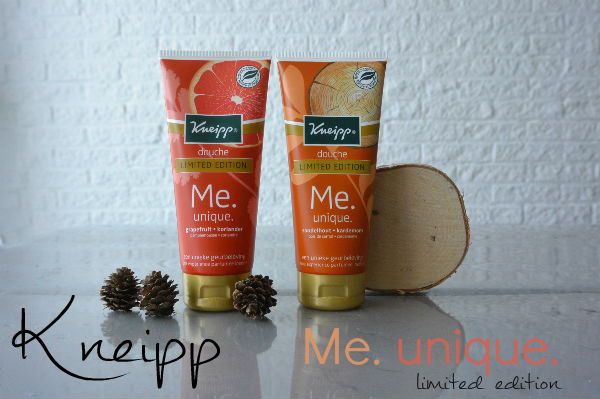 simple thoughts kneipp me unique limited edition douchegel