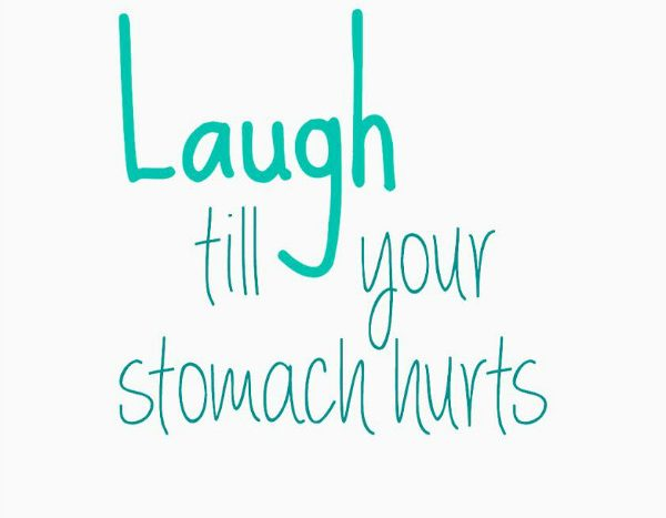 simple thoughts lachen quote