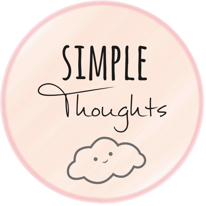 simple thoughts logo