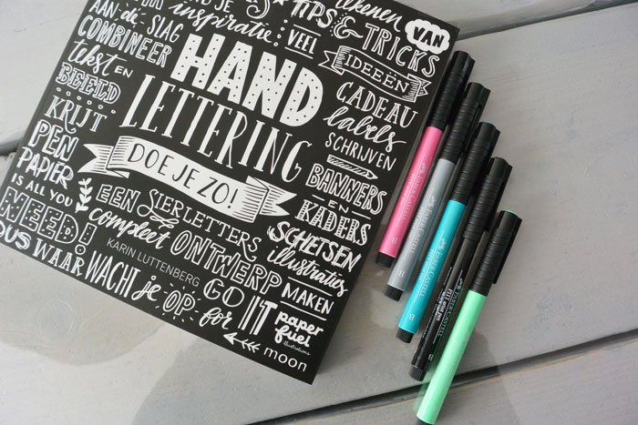 simple-thoughts-review-handlettering-karin-luttenberg-faber-castell
