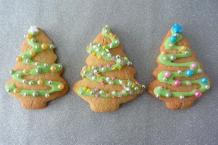 simple-thoughts-simpel-versierde-dennenboom-kerstkoekjes