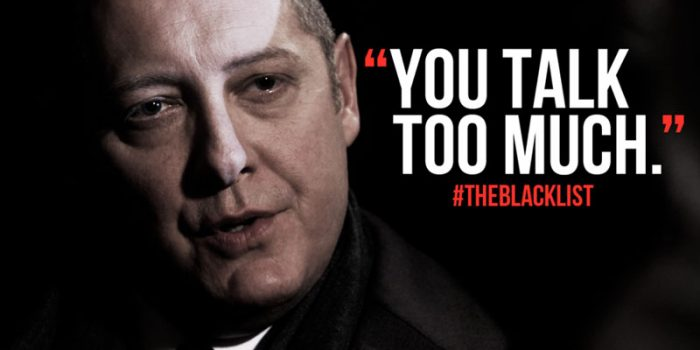 simple thoughts serie verslaving the blacklist prison break