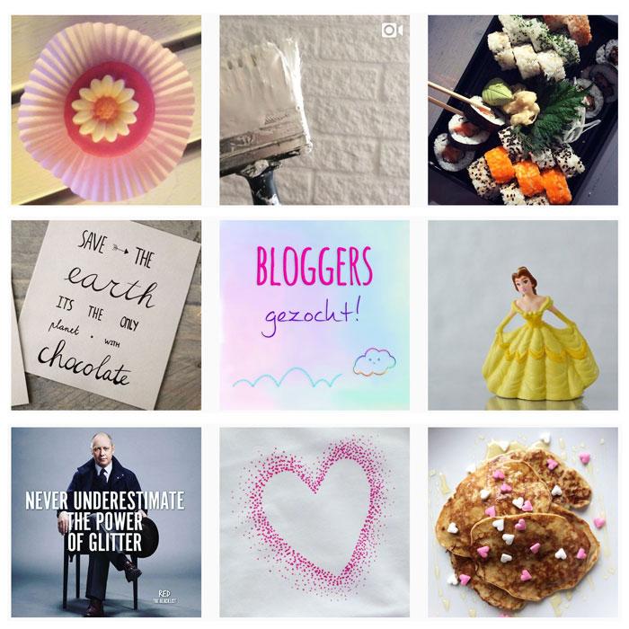 instagram maart